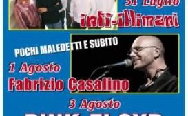 Ancora eventi per l'estate 2013 a Villa Bombrini