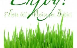 ENJOY – II FESTA DELLA MUSICA PER BAMBINI