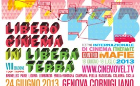 Libero Cinema in Libera Terra a Villa Bombrini