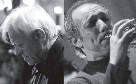 Suoni, Parole, Ritmi del mondo – Riccardo Zegna e Giampaolo Casati Duo