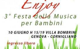 Enjoy – 3° Festa della Musica per Bambini