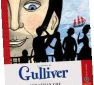 Domenica 28 ottobre a Villa Bombrini, La storia di Gulliver, reading in musica con Simone Cristicchi.